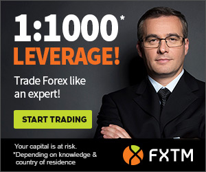 FXTM Trade - Click below to open Demo or Real accounts
