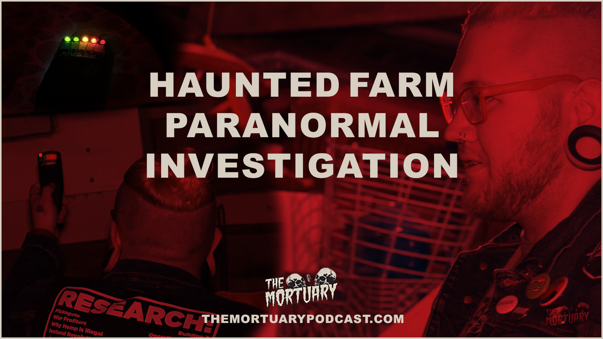 fort hays paranormal haunted farm