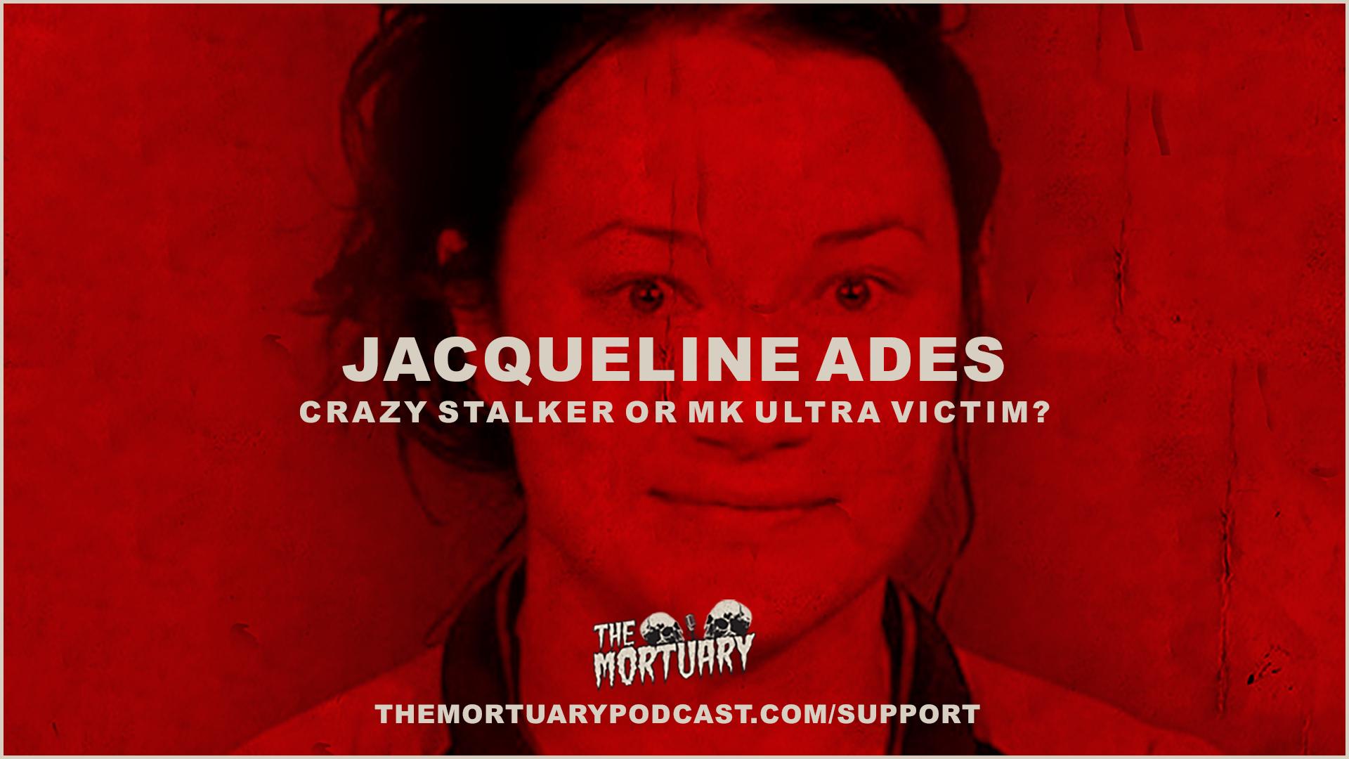 Jacqueline Ades MK Ultra