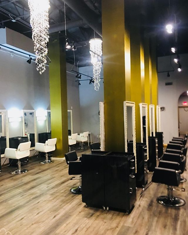 The new collin Reymond Salon & dry bar!!!