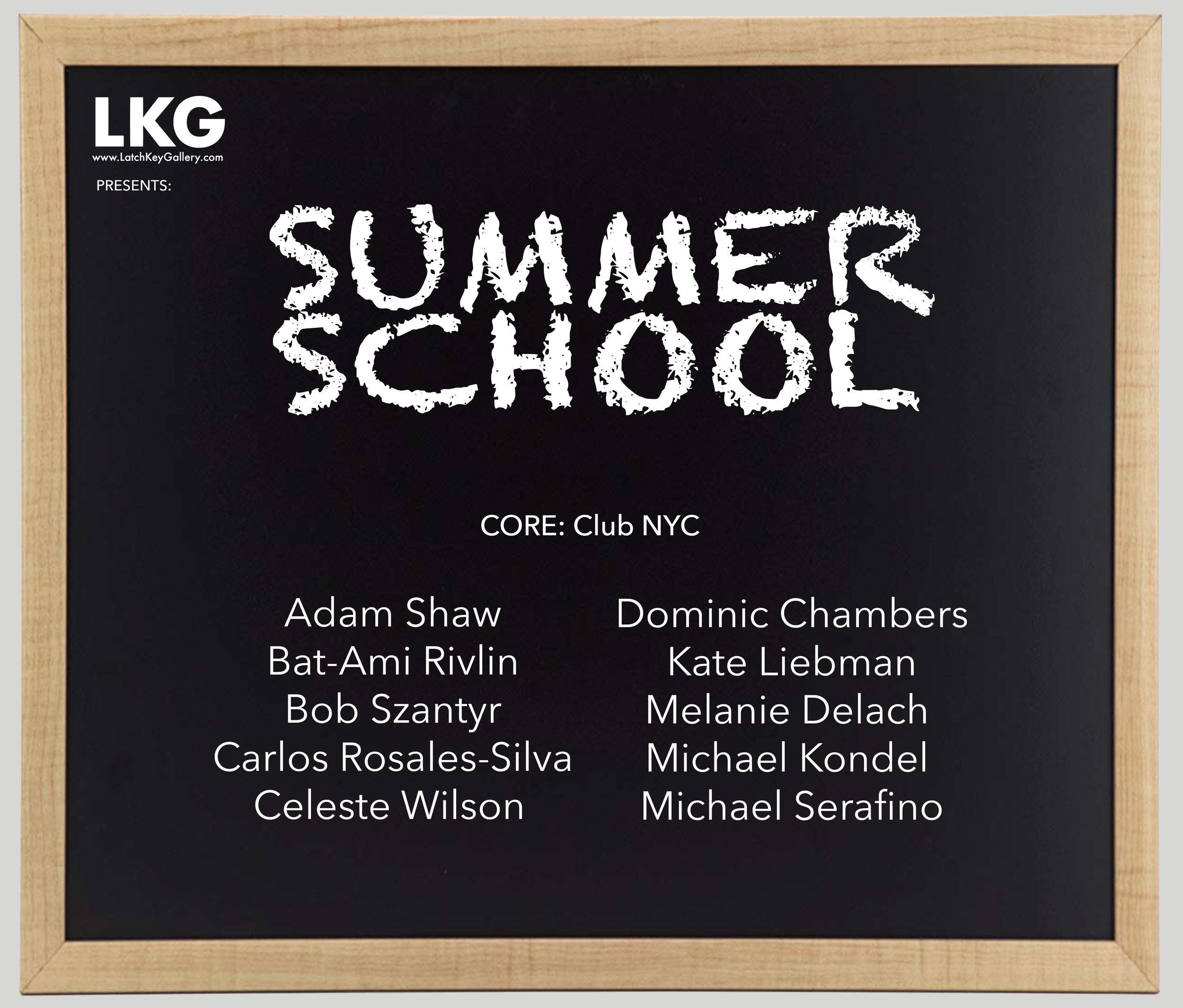 66: Summer School