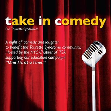 Take in Comedy