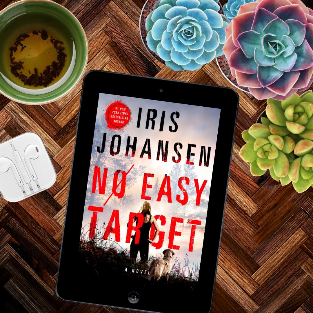 No Easy Target - Iris Johansen.png