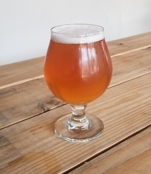 Nansemond Pale Ale - Pale AleABV: 6%Taking your first whiff of this Pale Ale, you are hit with the smell of fresh Centennial hops that rise from the foam. You first taste of citrus flavors of cascade and sweet orange peel, and finishes lightly bitter. This is the perfect pale for baseball games and grilling out.