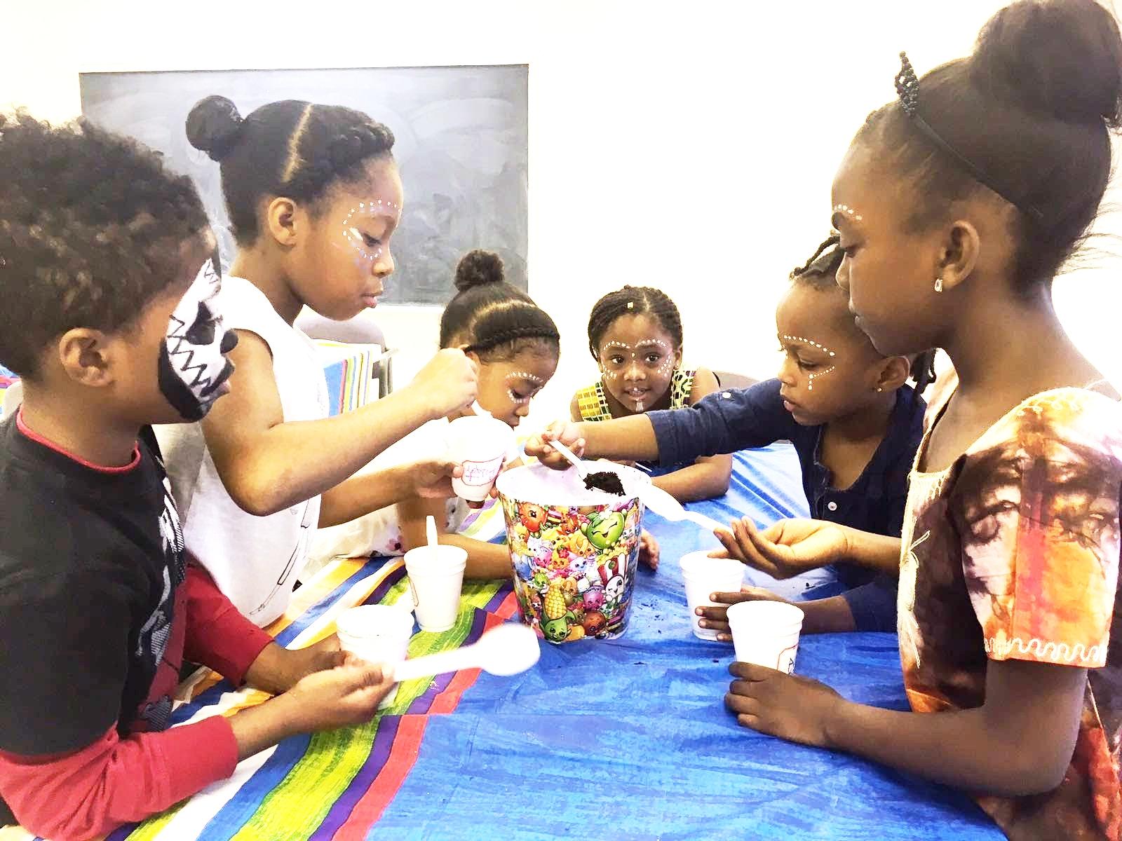 Africentric Kids Summer Camp 2017