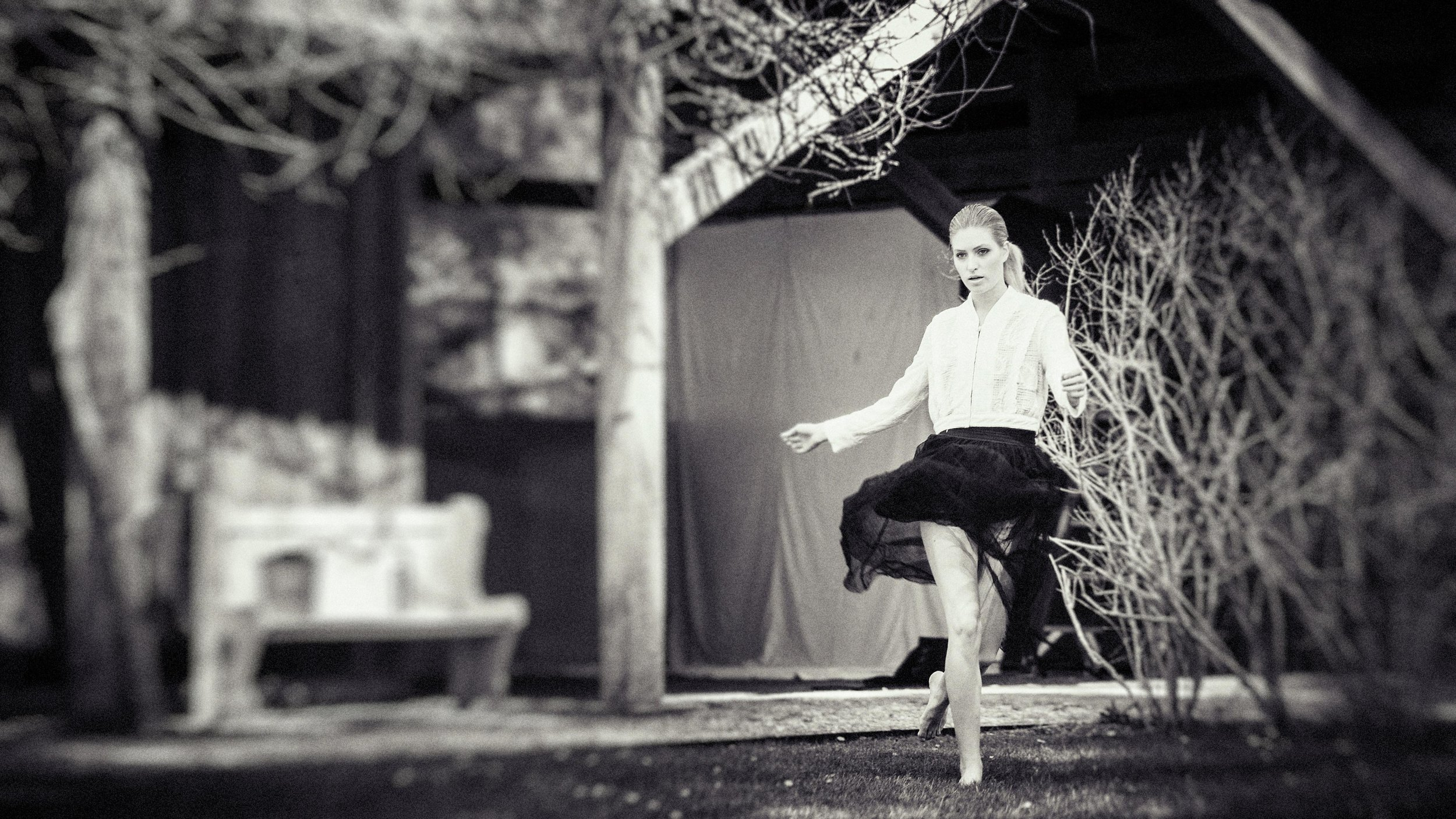 Annie - Model test shoot,Cape Cod, MA