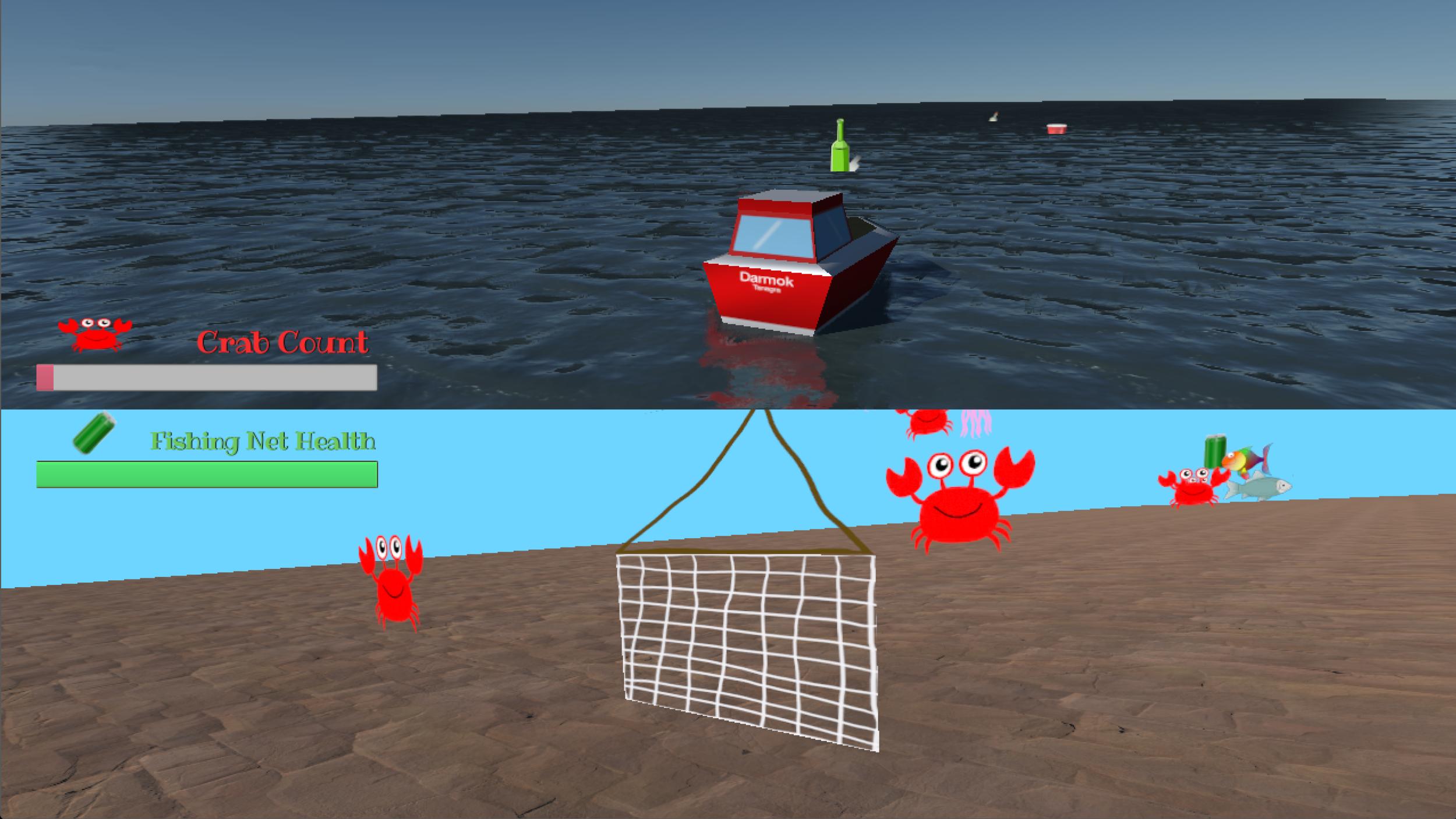 Crab Grabbers - Ludum Dare 33 Warmup Weekend