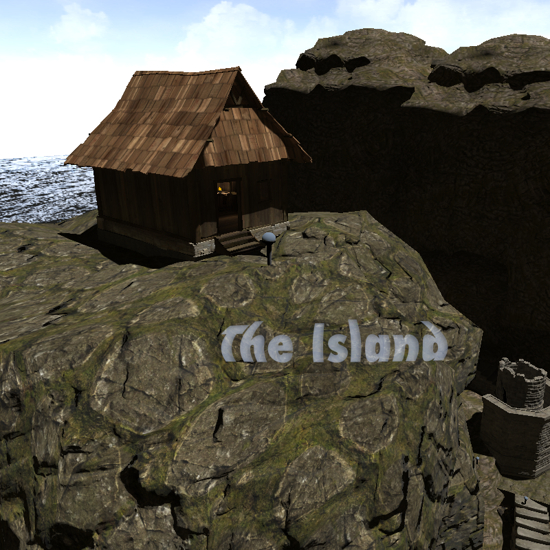 The Island VR