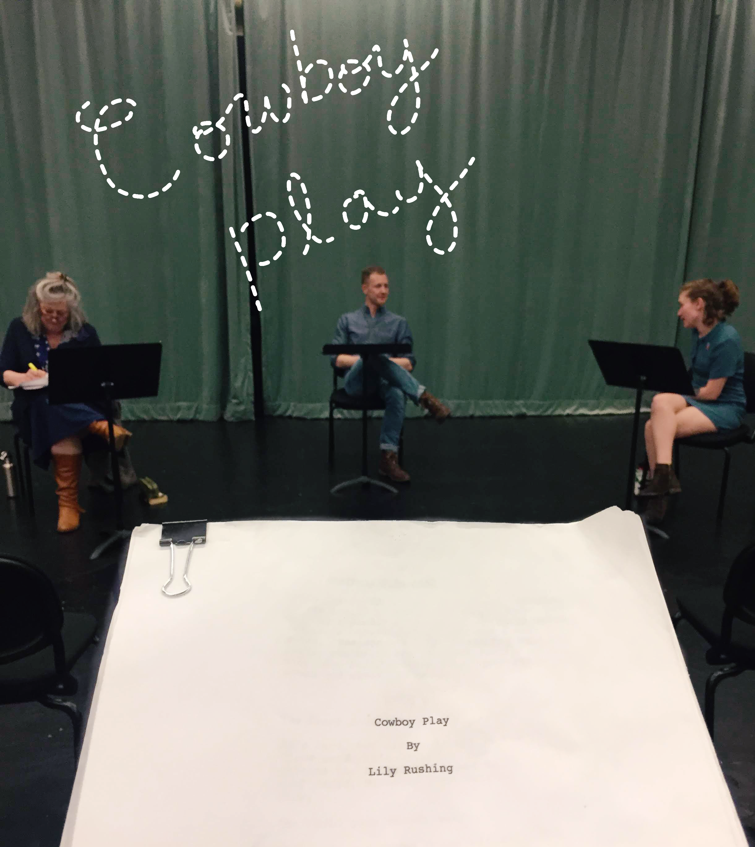 Reading of Cowboy Play