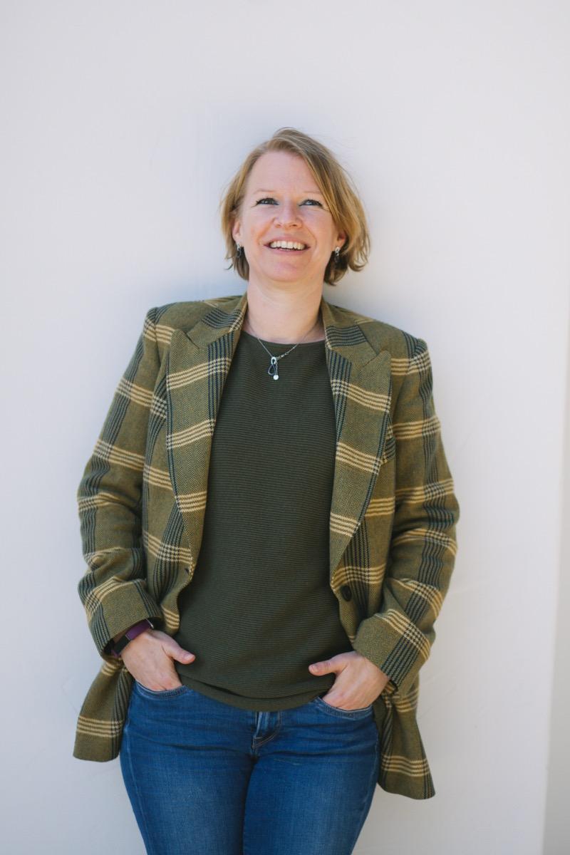Christine Zegveld  Administration Department