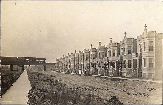 Harding Ave, 1800s