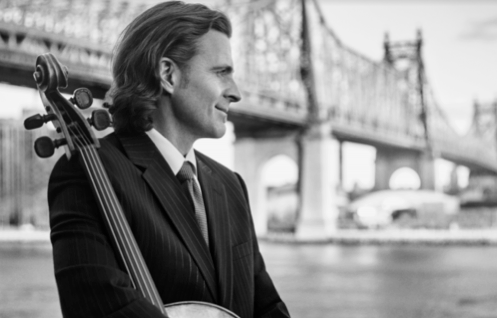 Brian Thornton - Founding Artistic Director of The Aronson Cello Festival (ACF)Cellist, The Cleveland Orchestra