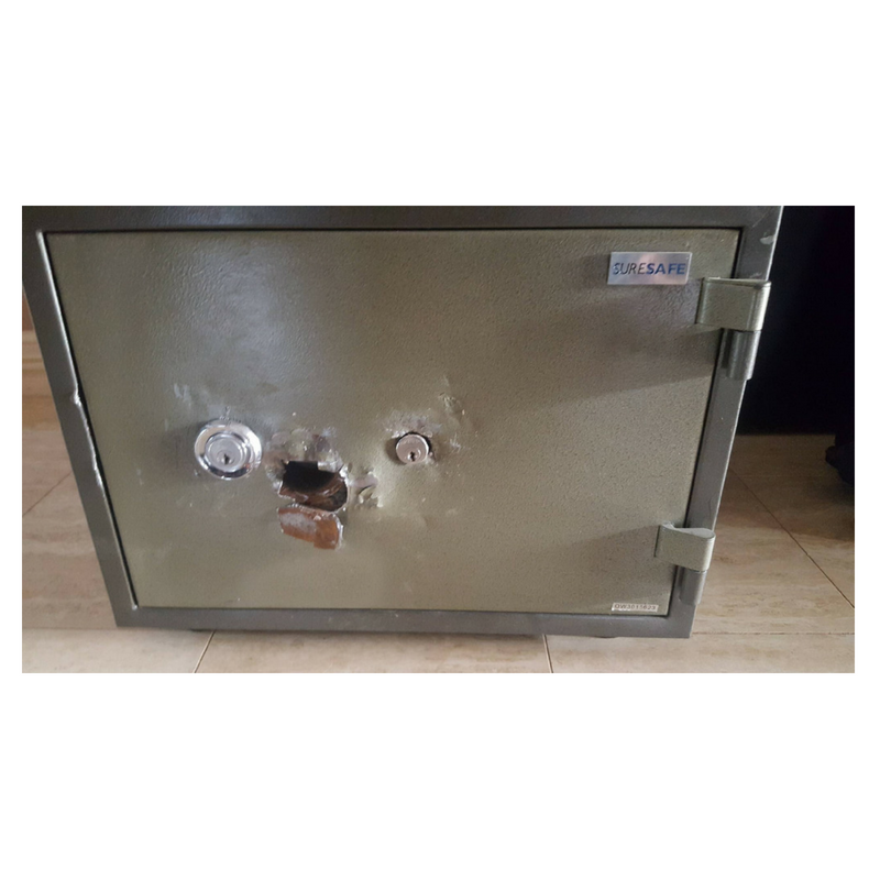 When bad things happen to good safes...