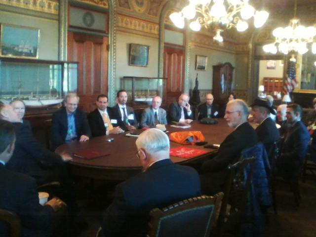 The Cleveland Club gathers in the Vice President's Ceremonial Room.preview.jpg