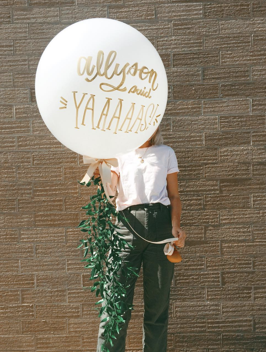 vroom_vroom_balloon_big_birthday_bespoke_hand_lettered_calligraphy_allyson_said_yass_gold_white_greenery_tail_bachelorette_wedding.png