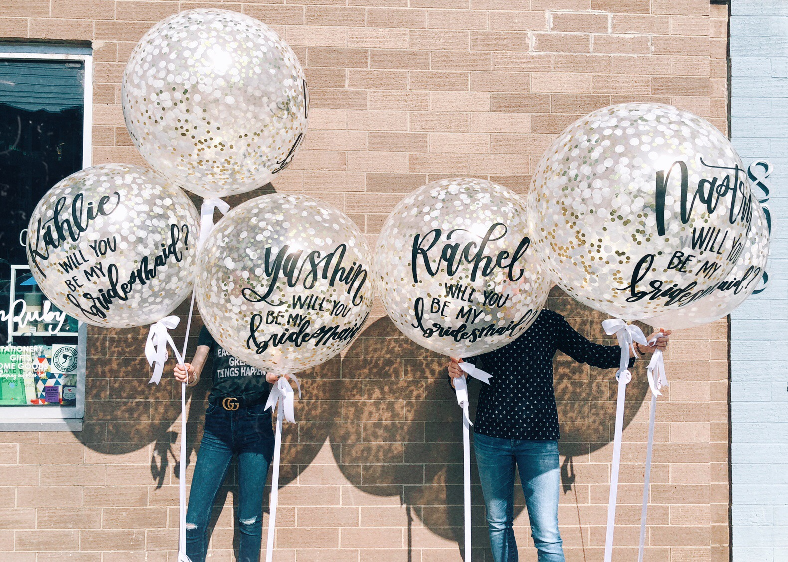 vroom_vroom_balloon_bridesmaid_jumbo_confetti_hand_lettered.JPG