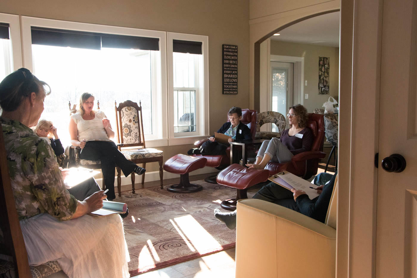 Women's Bible Study at The Gospel Chapel
