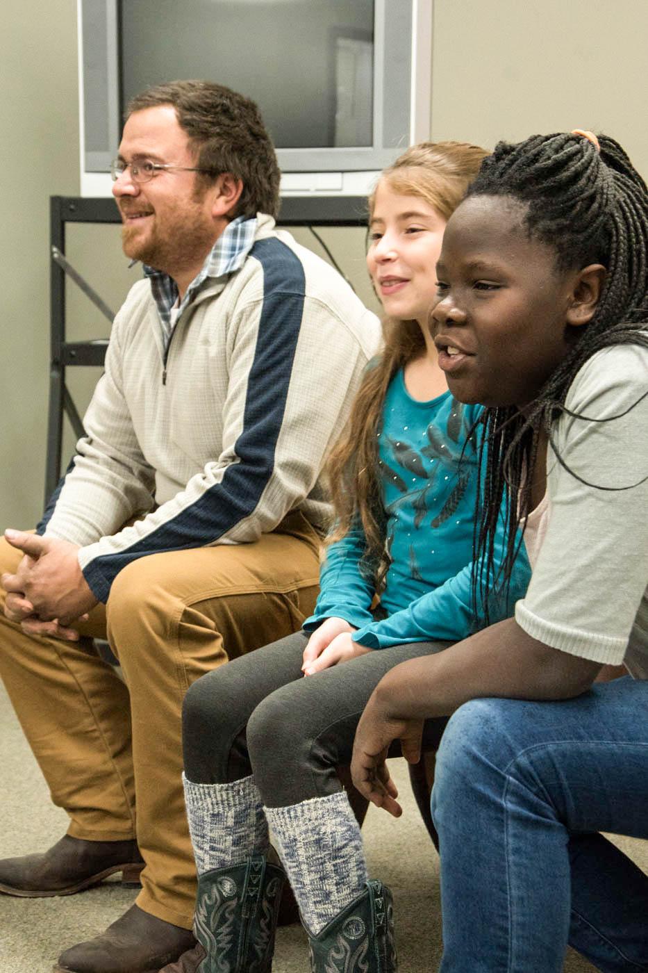 Youth Programs at the Gospel Chapel.
