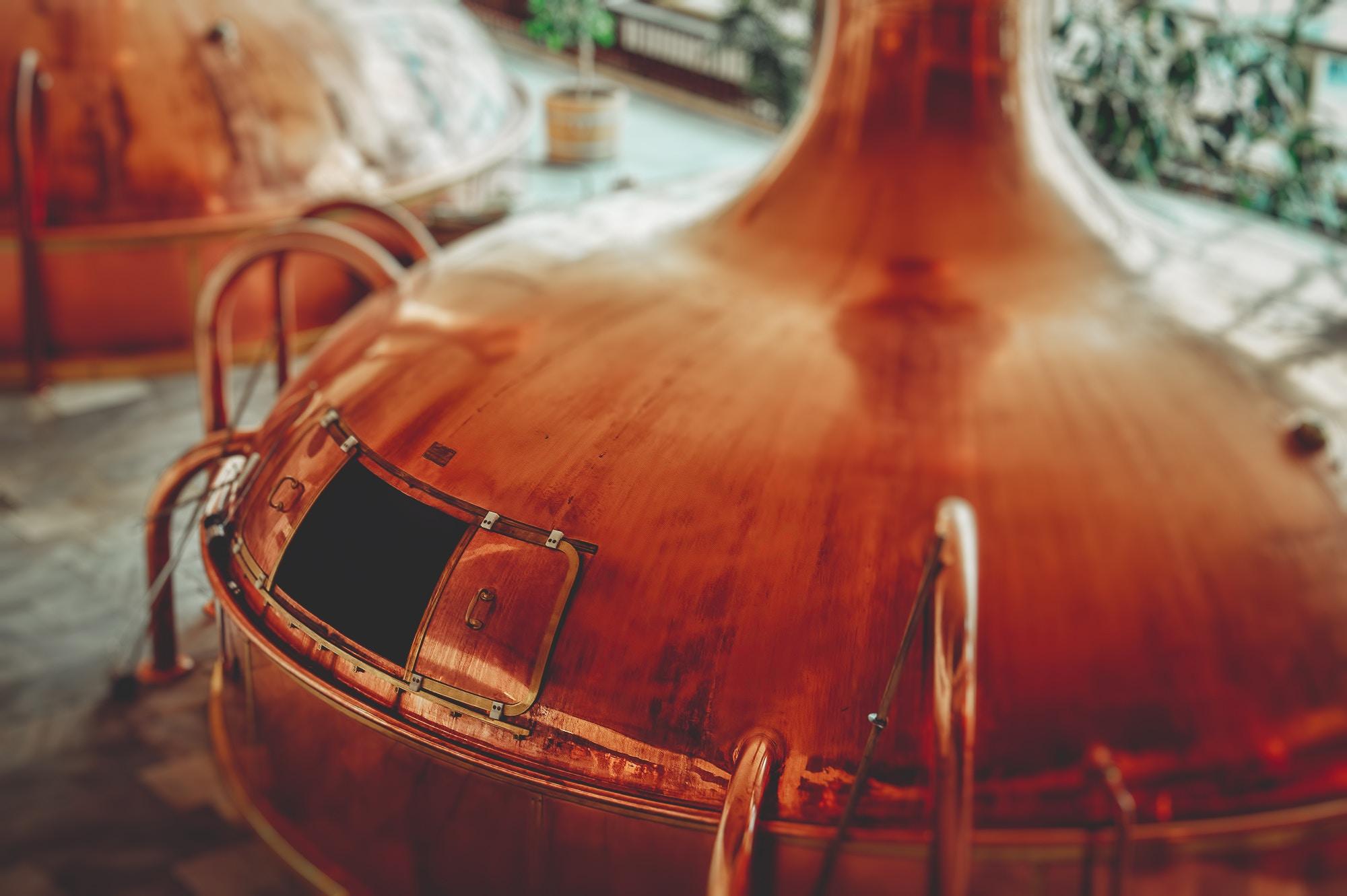 - the distillery