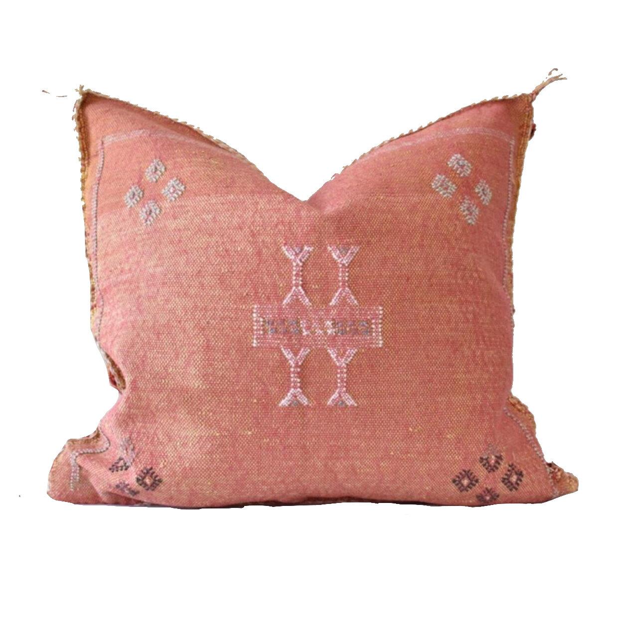 $5 Elise Cactus Silk Cushion  (1)