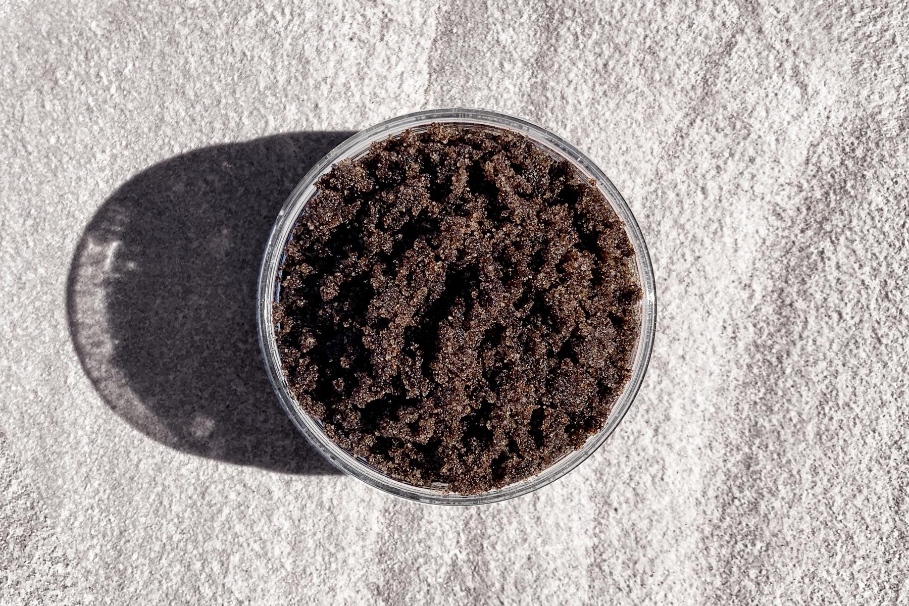 coffee scrub - 2in1 firming coffee body scrub & mask