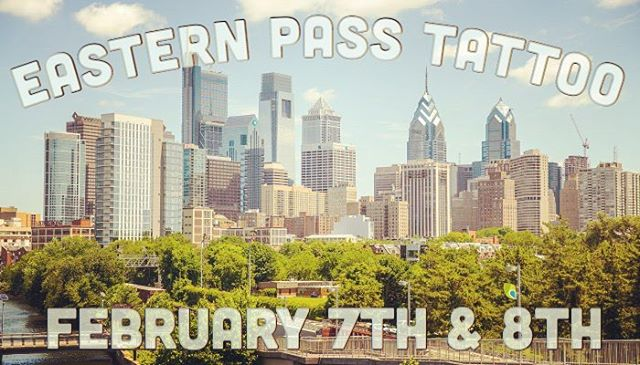 Philadelphia!!! Come to @easternpasstattoo and get tattooed. DM or email me for an appointment, c.lombardi.tattooer@gmail.com