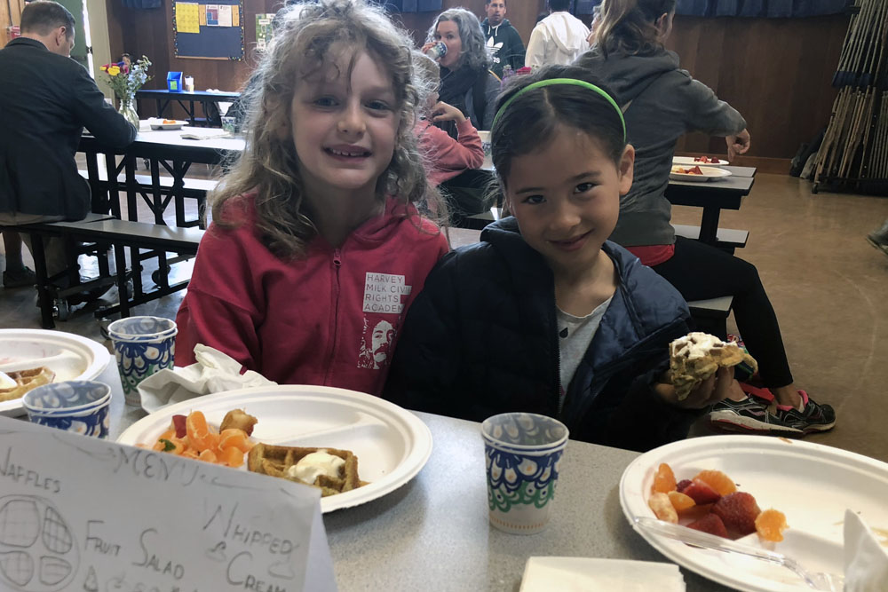 One of our core values at The Breakfast Project:Food is community. Breaking bread with our neighbors strengthens bonds within our school and becomes a force for good in the wider world.