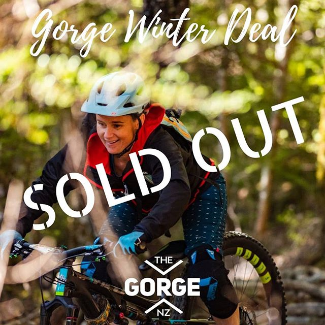 Our 2019 winter deal has sold out! Thanks everyone, can't wait to see you up here enjoying our trails.  We've still got weekend seats available, and private Hilux hire, so jump online and get booked in soon. Winter riding at The Gorge is the best.  #wgbp #thegorgenz #wairoagorge #nelsontasman #nelsonmtb #nmtbc #nz #newzealand #nelson #mtb #mountainbike #singletrack #lifebehindbars  #specialized_nz #villagecyclesnz #extraordinary