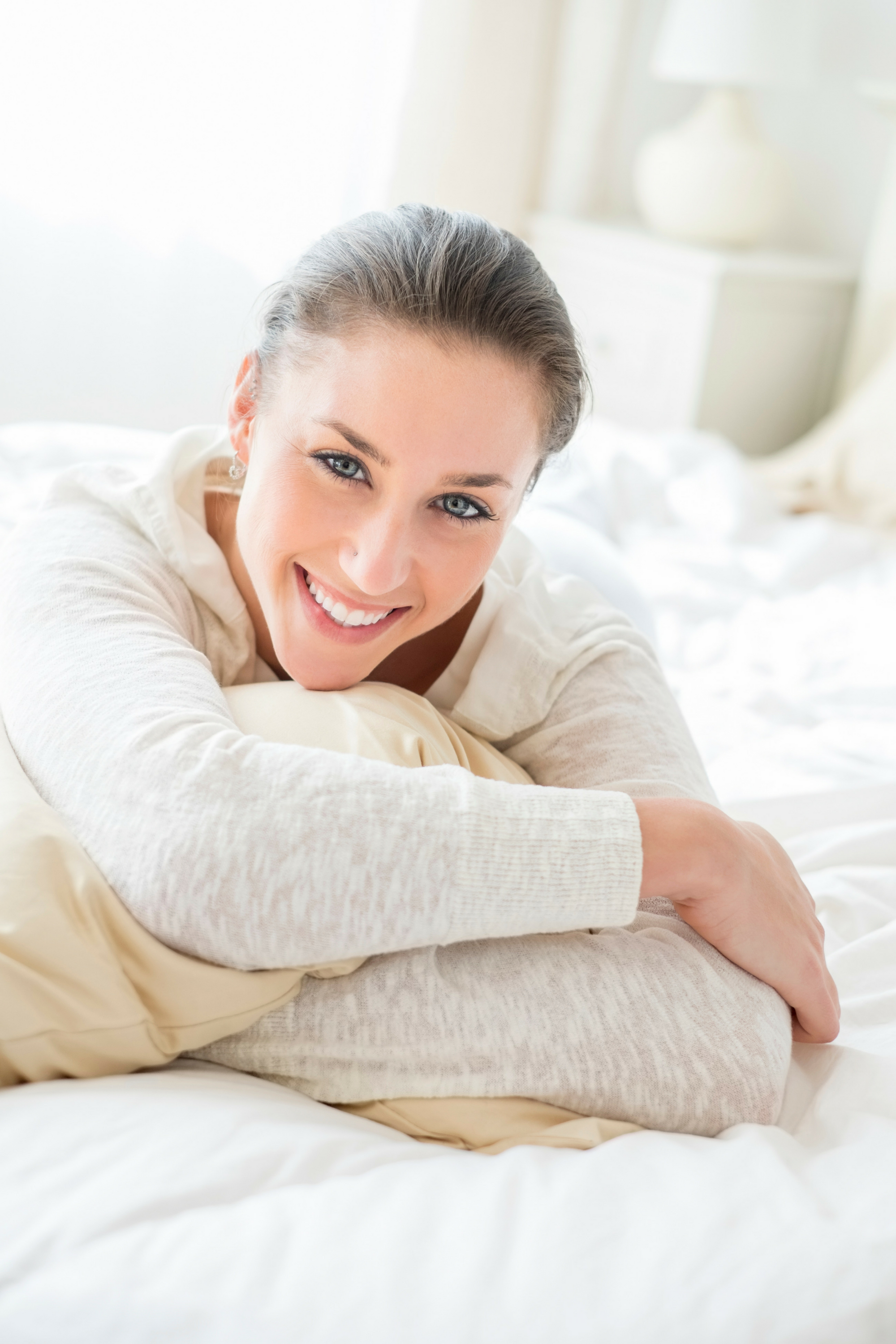 Woman Relaxing in Bed 2.png