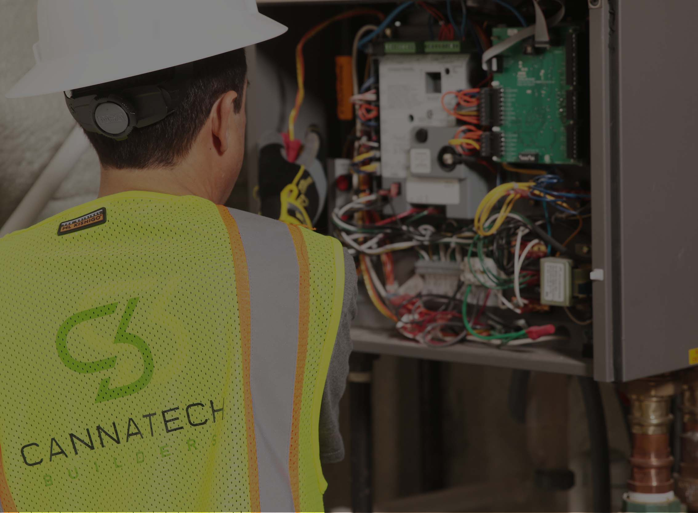 24x7 Repair Services - 200 service technicians & electricians ready to mobilize rapidly