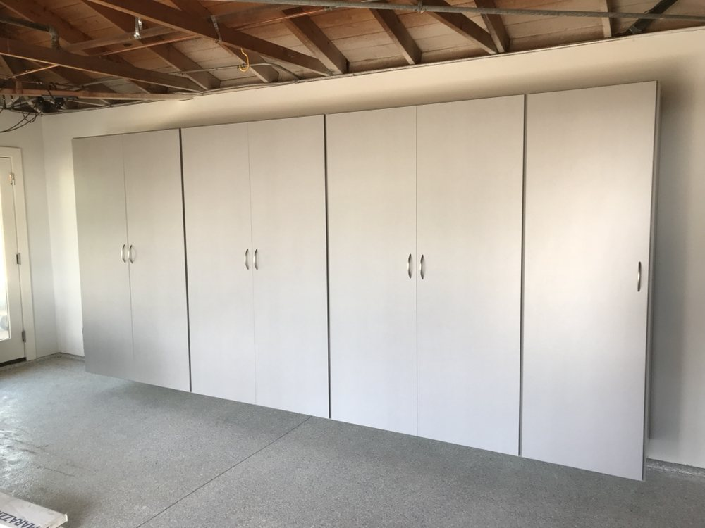 cabinets for garage