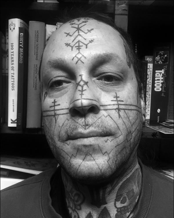 Nate Harmon / 111 Arts Tattoo