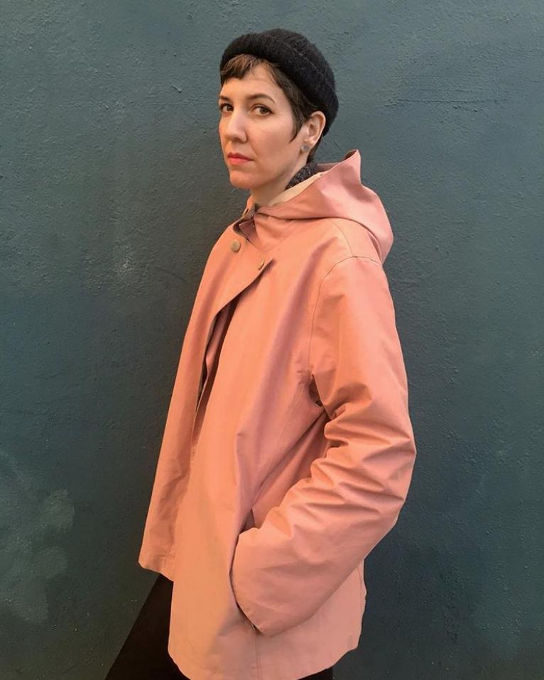 Amanda Beane - DirectorAmanda Beane is an artist turned filmmaker, with a BFA from California College of Arts & Crafts.