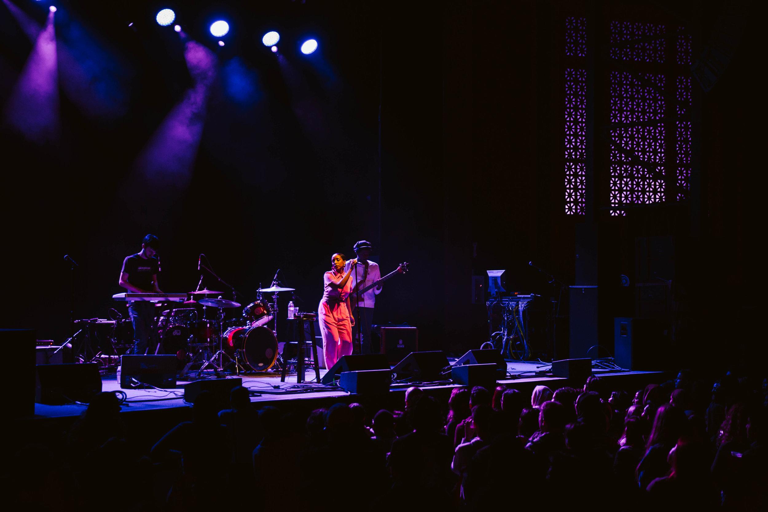 Noisepop Festival 2019 / Yuna with ASTU / UC Theatre / Berkeley, CA