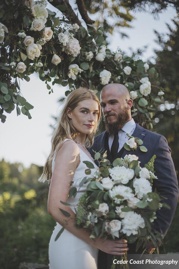 Botanic Creative Wedding Flowers in Victoria, B.C