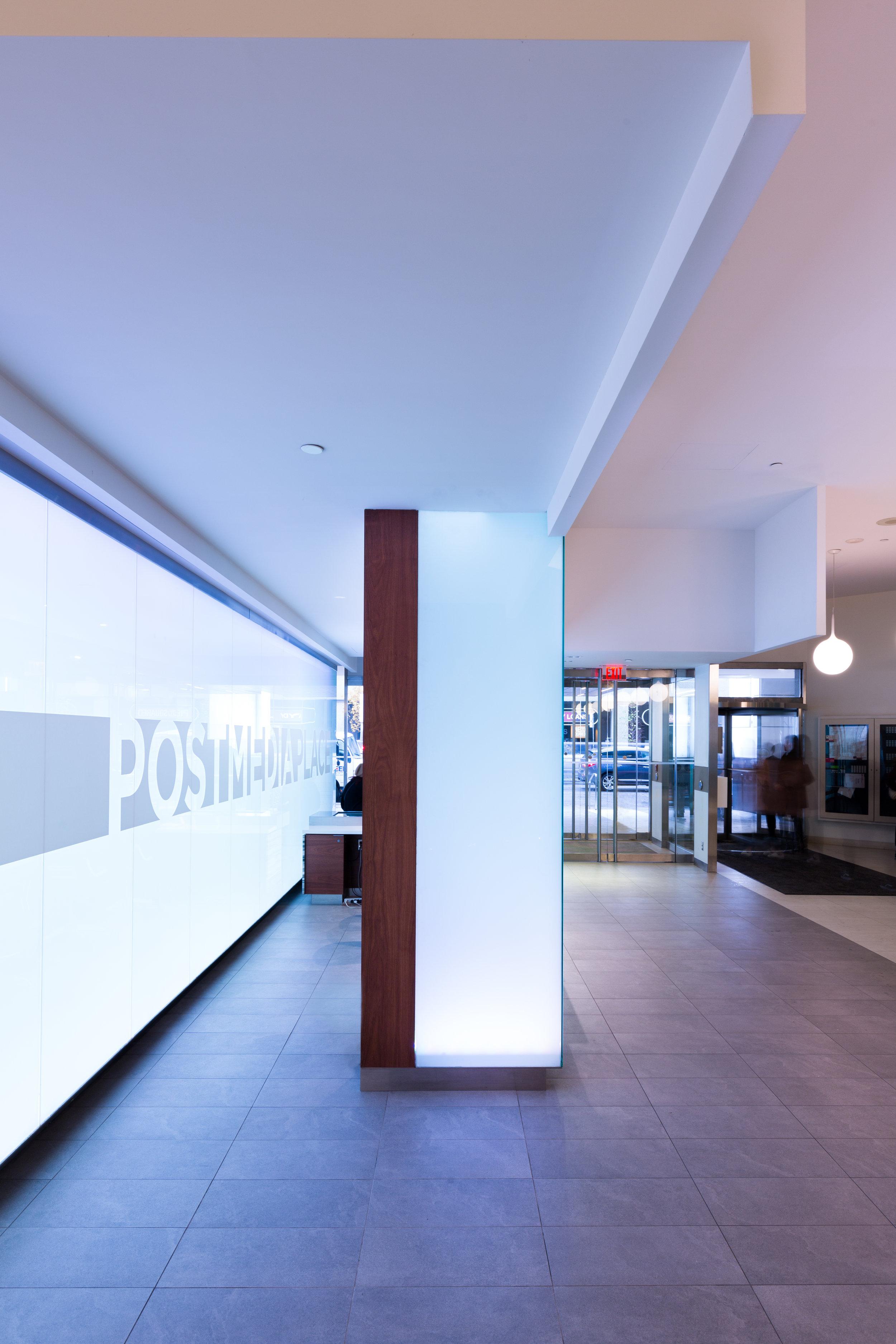 Postmedia Lobby