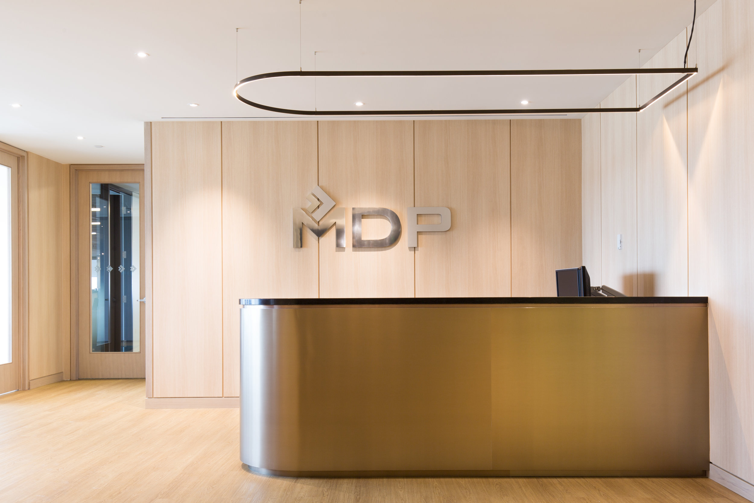 MDP LLP reception