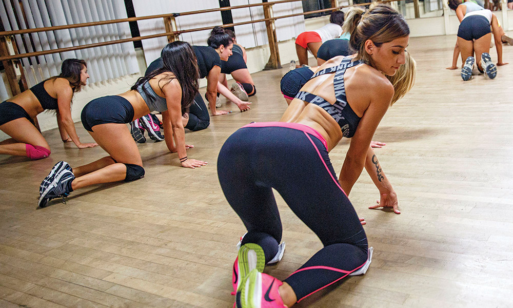 Twerking Classes
