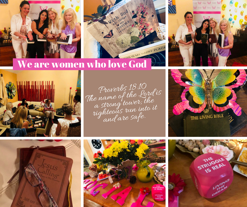 Savvy, Sexy and Social Savvy, Sexy & Social Women's Club, Women Who Love God, Bible Study