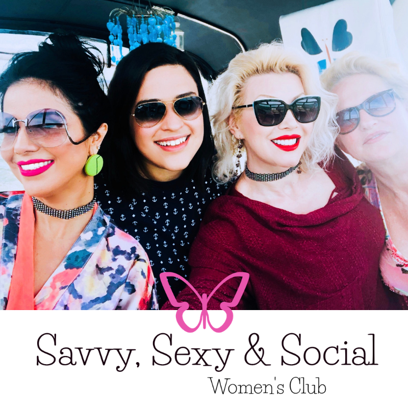 Savvy, Sexy & Social Women's Club, Keula Binelly