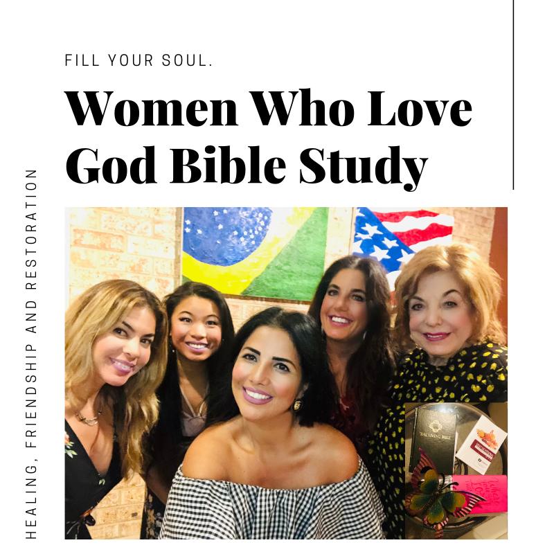 Women Who Love God Bible Study