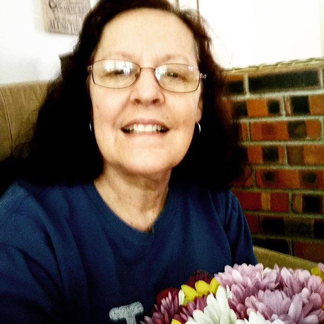 I asked my mama to send me a picture, prompting her to take her first selfie. So.... this is the face of a woman of great integrity, historically speaking, anyway, who is clearly now in danger of becoming an internet sensation and forgetting all about me. Happy Mother's Day, mom! I love you - please don't forget me when you get to 1,000,000 followers. 🦋🌈🌸❤️💃🏿💥🌷