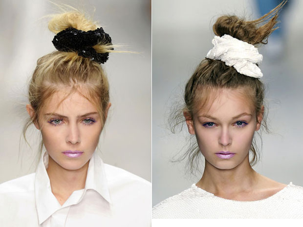 Copy of quick hairstyle idea