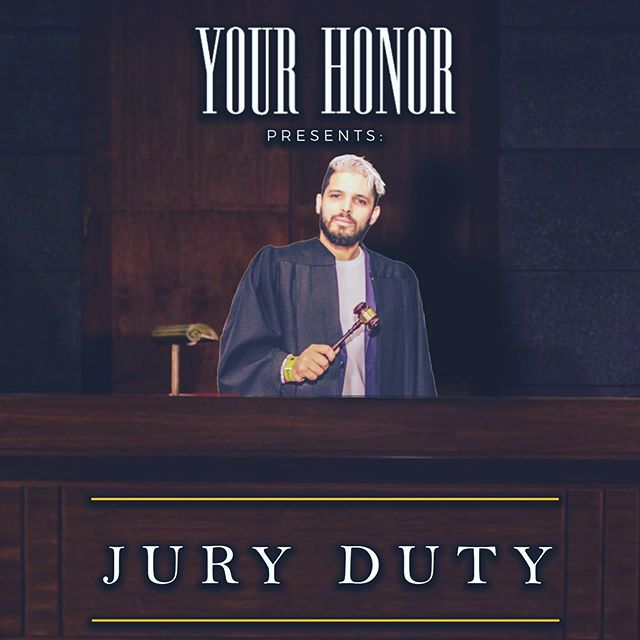 To celebrate one year with @NexusRadioDance, you can now find #JuryDuty with #DJYourHonor after it airs on all the major #podcast platforms, including #ApplePodcasts, #SpotifyPodcast and more!!!⠀⠀⠀⠀⠀⠀⠀⠀⠀ ⠀⠀⠀⠀⠀⠀⠀⠀⠀ ⠀⠀⠀⠀⠀⠀⠀⠀⠀ ⠀⠀⠀⠀⠀⠀⠀⠀⠀ ⠀⠀⠀⠀⠀⠀⠀⠀⠀ #DJYH #InSession #DJing #DJLife #PartyWithHonor  #YourHonor #HereComesTheJudge #DontJudgeMe #Moonbahton #ProgressiveHouseMusic #FutureHouse #ElectroHouseMusic #DanceMusic #HouseMusic #ILoveHouseMusic #EDMMusic #PlatinumHair #BlueEyedDJ #BeardedDJ #Honor #killdit #Peeks #NexusRadio #EdenWayOfLife #Courtroom