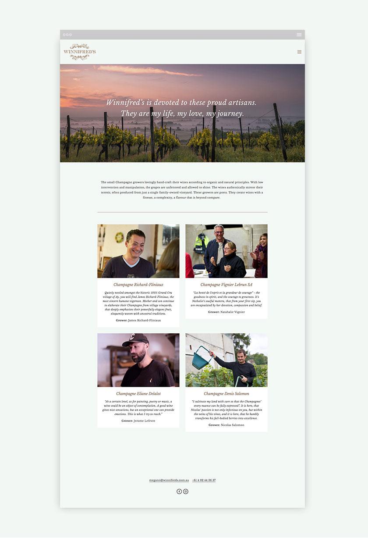 05_Winnifred's_Champagne_Website_by_Foster_Growers.jpg