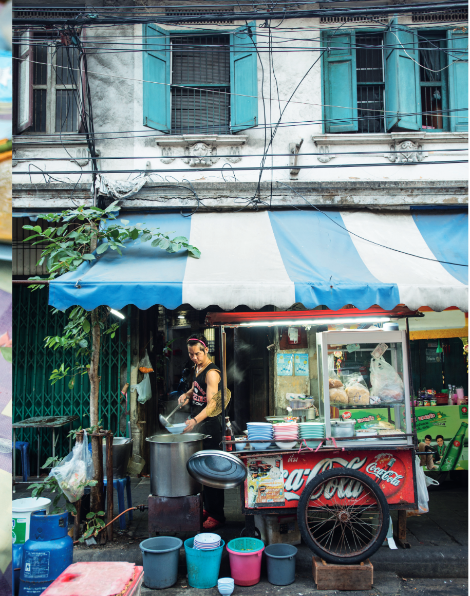 Text and photos:   From The Source: Thailand  , Lonely Planet.