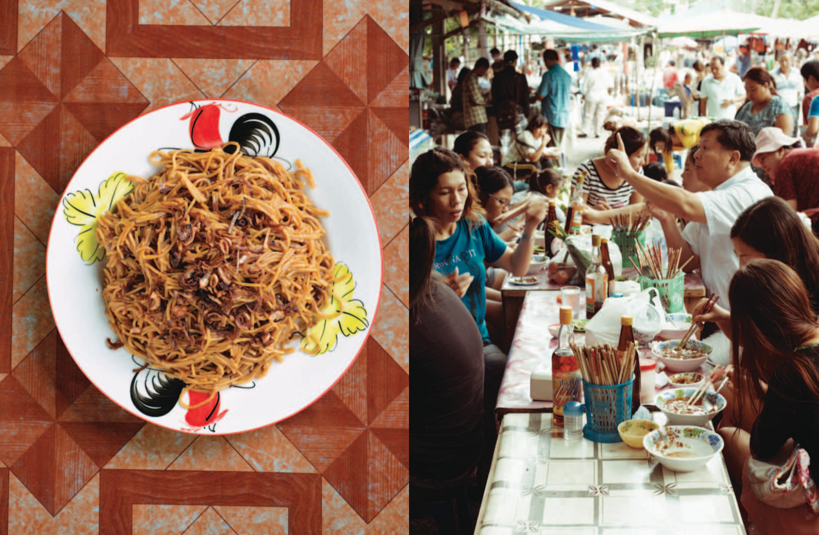 Photos:   Pok Pok: Food and Stories from the Streets, Homes, and Roadside Restaurants of Thailand  ; Andy Ricker with JJ Goode