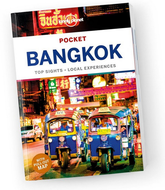 Text:   Pocket Bangkok  , Lonely Planet