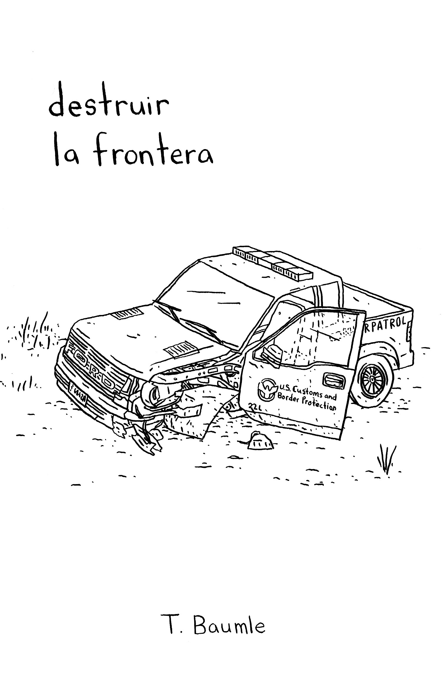 destruir la frontera