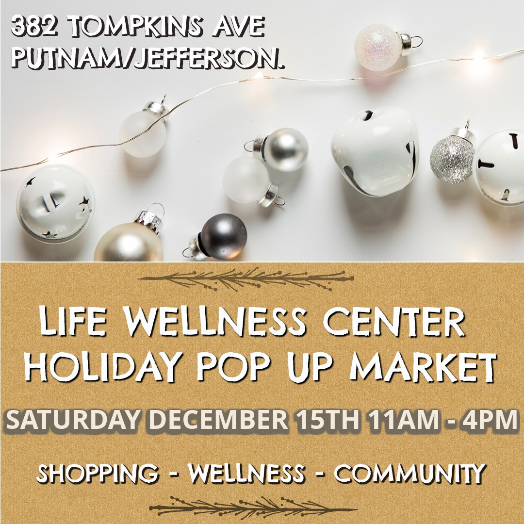 Beautifully curated pop up market at Life Wellness Center! - Apply to be a vendor here!